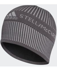 ca2a97bb Lyst - adidas Paramount Beanie in Gray for Men