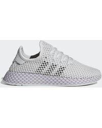 pretty nice bec00 da885 adidas - Deerupt Runner Shoes - Lyst