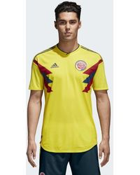 86d731cd5 Lyst - adidas Originals Men s Colombia Graphic T-shirt in Gray for Men