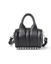 Alexander Wang - Baby Rockie Soft Pebble Leather Bag - Lyst