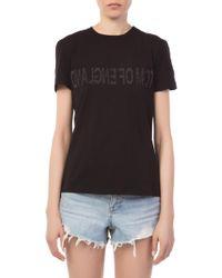 Helmut Lang - Tom Of England T-shirt - Lyst