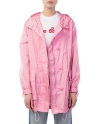 Theory - Sharya Pink Jacket - Lyst