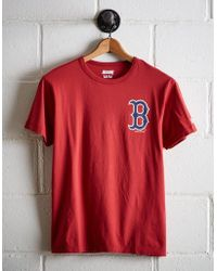 48bfc5387 Red Jacket 'Boston Red Sox - Remote Control' T-Shirt in Blue for Men - Lyst