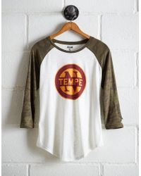 Tailgate - Women's Arizona State Baseball Shirt - Lyst