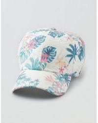 Lyst - Polo Ralph Lauren Tropical Mesh Trucker Hat in Green for Men f55cd9419525