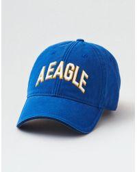 Lyst - American Eagle Ae Reversible Logo Beanie for Men 7a67ba5033ed
