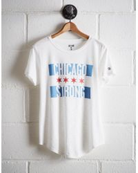 Tailgate - Women's Chicago Strong T-shirt - Lyst