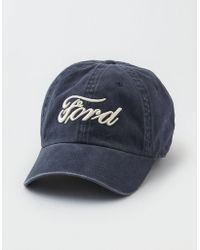 American Eagle - American Needle Ford Baseball Hat - Lyst