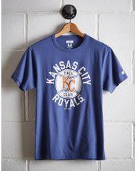 Tailgate - Men's Kansas City Royals T-shirt - Lyst