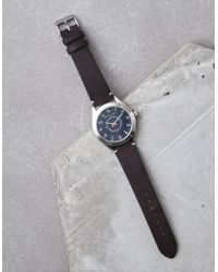 American Eagle - Leather Watch Strap - Lyst