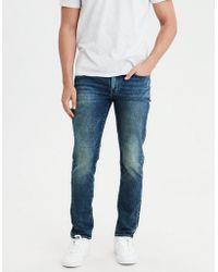 American Eagle - Ae Ne(x)t Level Slim Straight Jean - Lyst