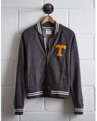 Tailgate - Women's Tennessee Bomber Jacket - Lyst