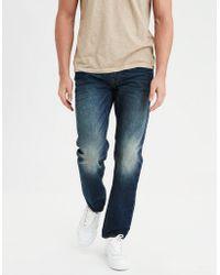 American Eagle - Slim Straight Jean - Lyst