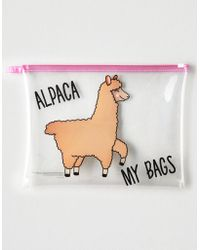 American Eagle - Alternatives Alpaca Pouch - Lyst