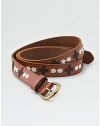 American Eagle - Embroidered Hip Belt - Lyst