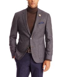 Hugo Boss Janson  Regular Fit Italian Virgin Wool Sport Coat - Lyst