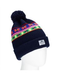 Penfield - Himal Beanie Bobble Hat - Lyst