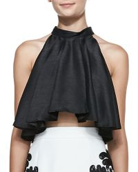 Cameo - Help Me Swingy Crop Top - Lyst