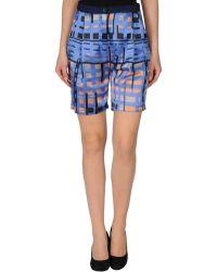 Alysi Bermuda Shorts - Lyst