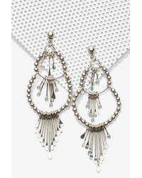 Nasty Gal Paola Chandelier Earrings - Lyst