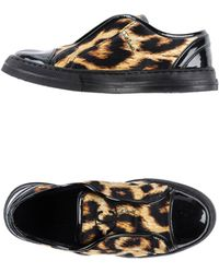 Just Cavalli Low-tops  Trainers - Lyst