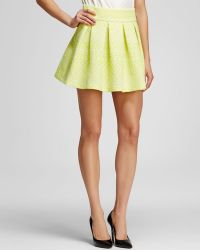 Parker Skirt - Ember - Lyst