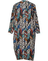 Henrik Vibskov Short Dress multicolor - Lyst