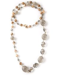Roni Blanshay | Lariat Necklace | Lyst