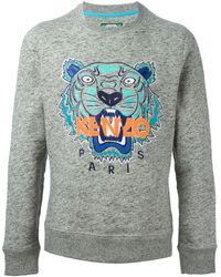 Kenzo 'Tiger' Sweatshirt - Lyst
