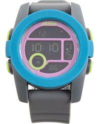 Nixon 'Unit 40' Watch - Lyst