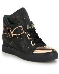 Ivy Kirzhner - Lunar Heavy Sneakers - Lyst
