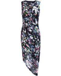 McQ by Alexander McQueen 3/4 Length Dress - Lyst