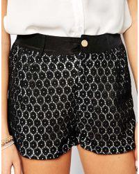 Sugarhill - Lacey Shorts - Lyst