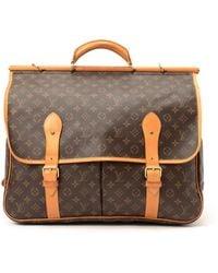 Louis Vuitton Monogram Sac Chasse Travel Bag - Lyst