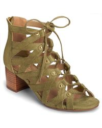 A2 By Aerosoles - Middle Name Ghillie Sandal - Lyst