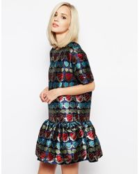 House of Holland Jack Dress - Lyst