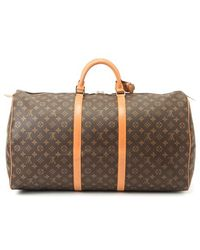 Louis Vuitton Pre-Owned Keepall 60 - Lyst