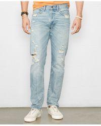 Denim & Supply Ralph Lauren Slim-Fit Granite Jeans - Lyst