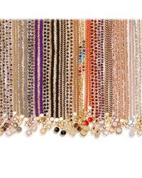 Astley Clarke - Planet Of Dreams Friendship Bracelet, Women's, Pink - Lyst