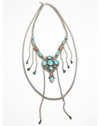 Free People Sirius Necklace - Lyst