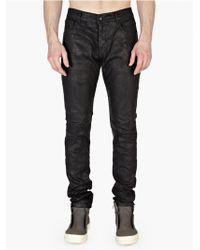 DRKSHDW by Rick Owens Men'S Detroit Cut Denim Jeans black - Lyst