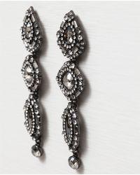 Zara | Teardrop Earrings | Lyst