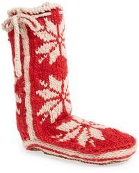 Woolrich 'Chalet' Socks - Lyst