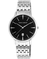 Vince Camuto Mens Stainless Steel Bracelet Watch 40mm Vc - Lyst