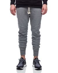 John Elliott | Escobar Sweatpants In Dark Grey | Lyst