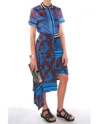 Preen Turkana Skirt multicolor - Lyst