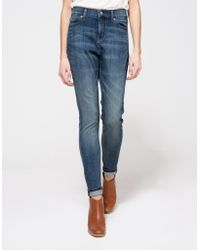 Cheap Monday | Dropped In Indigo Bleed | Lyst