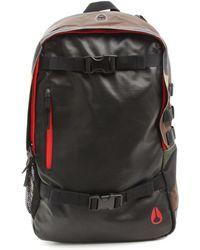 Nixon Woodland Camp Smith Skatepack Ii Backpack - Lyst
