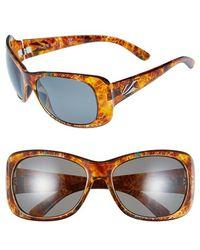 Kaenon - 'eden' 59mm Polarized Sunglasses - Fern - Lyst
