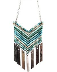 Wakami - P.s. Inspire Necklace (blue Multi) - Lyst